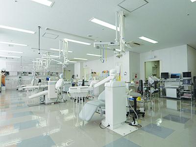 治療室(オープン)